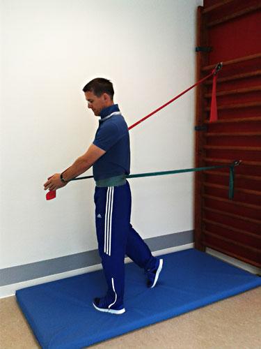 Gespecialiseerde golf fysiotherapie in Breda