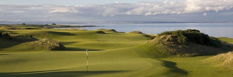 Spectaculair golfen in Schotland
